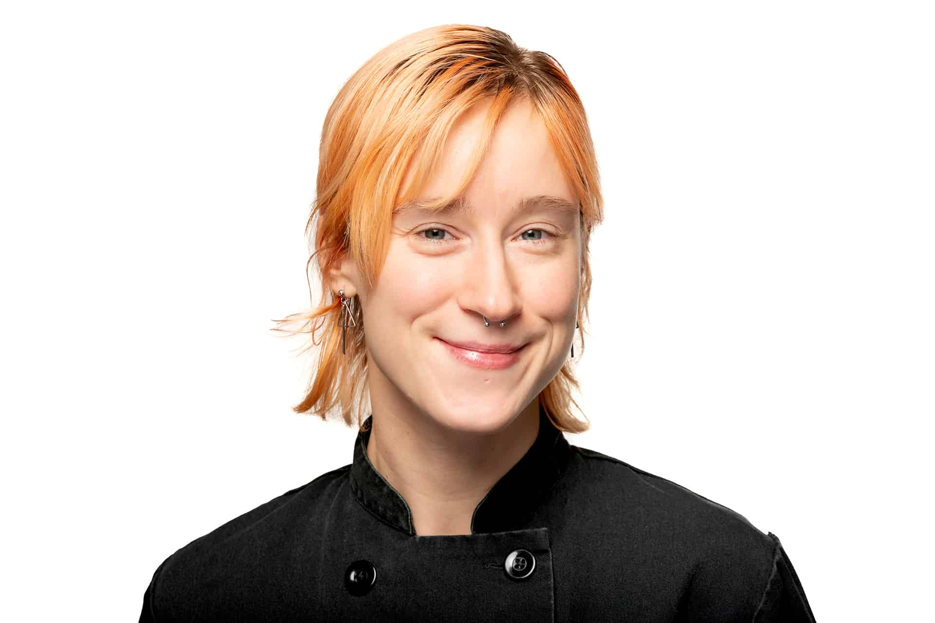 Ashley Lionais - Head of Catering - A Better Bite Community Kitchen