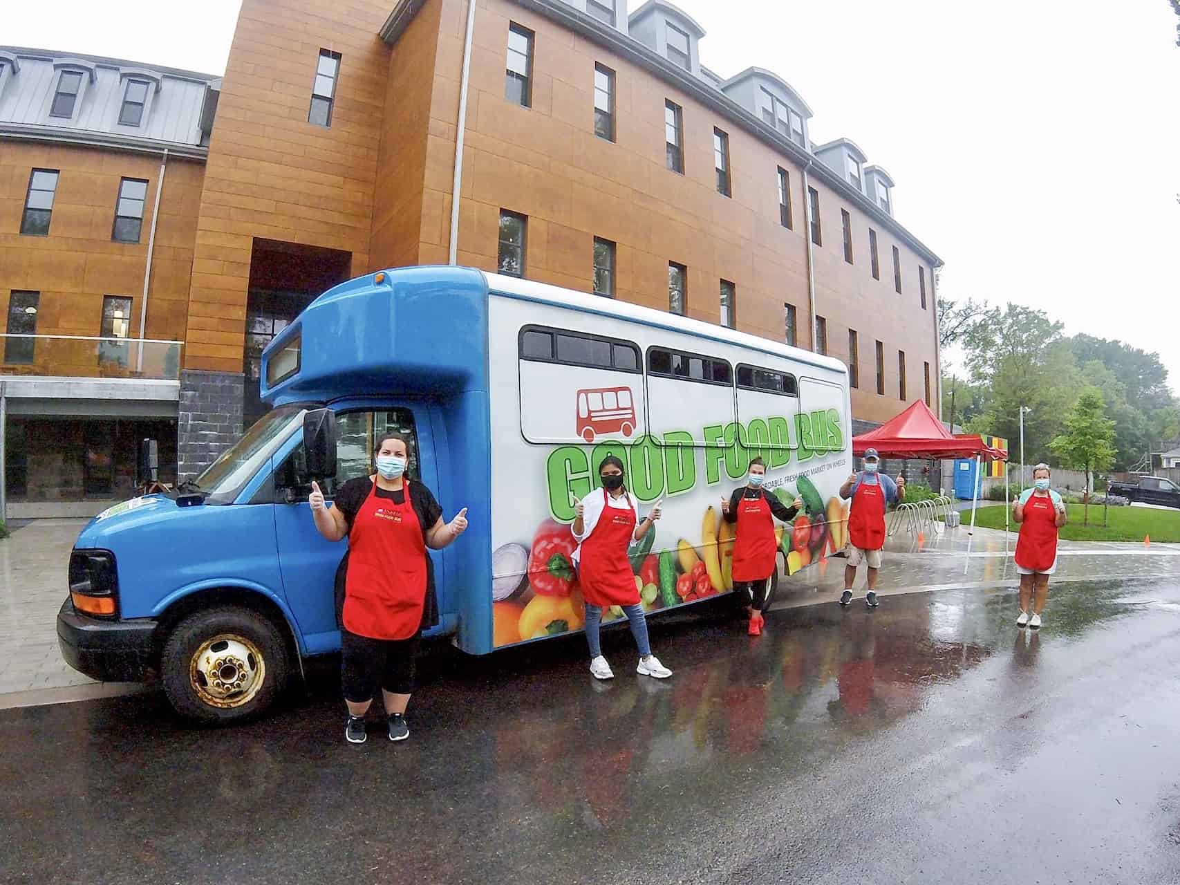 The Good Food Bus